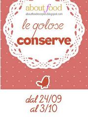 golose conserve 24/9-3/10