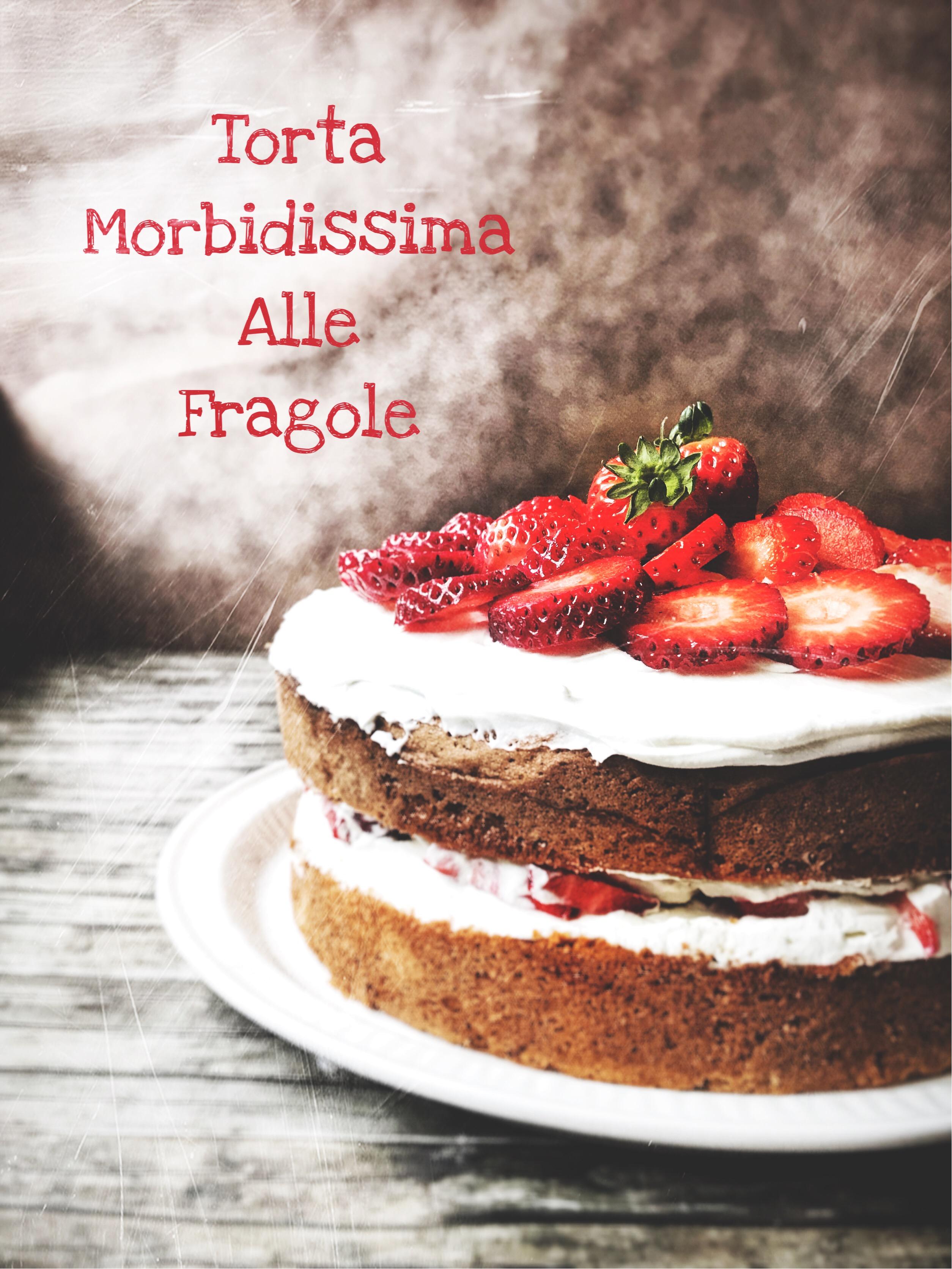 Idee Per Decorare Una Torta torta wow alle fragole con crema al mascarpone - pappaecicci