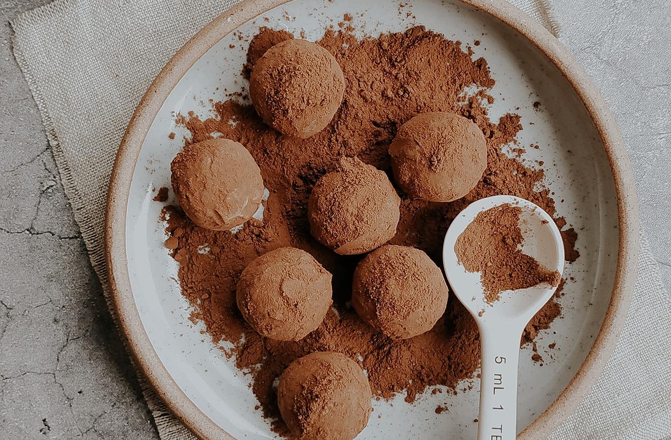 tartufini cacao